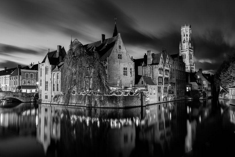 Rozenhoedkaai Brugge van Werner Lerooy