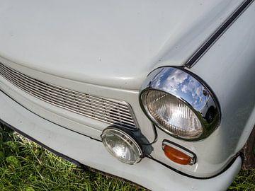Trabant 601 klassieke auto uit Zwickau van Animaflora PicsStock