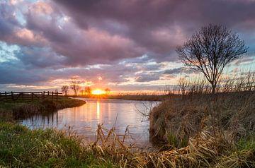 Small River - Donkse Laagten von Jan Koppelaar