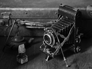 Klassieke balgcamera van BHotography