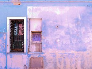 The old window at Burano