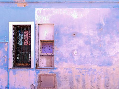 The old window at Burano van