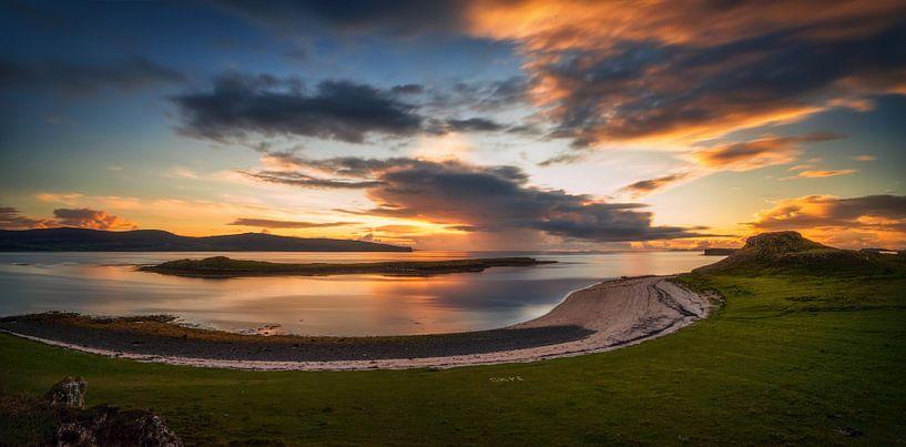 Coral Beach Panorama van Wojciech Kruczynski