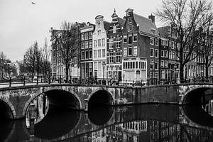 Amsterdam, Leidsegracht van Angel Flores