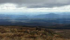Nieuw Zeeland - Tongariro National Park van
