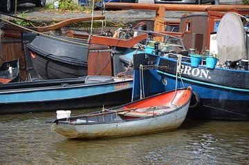 Kleine Boot van Corinna Vollertsen