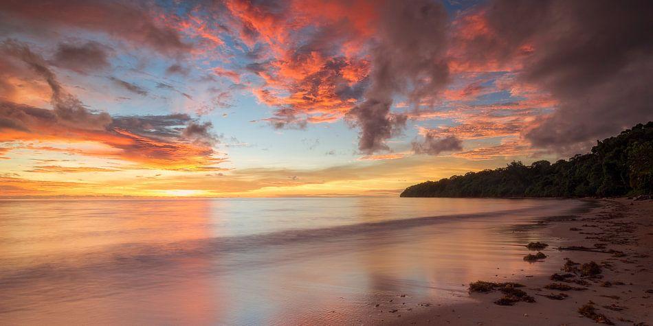 """Pulau Tiga """"Survivors island"""""""
