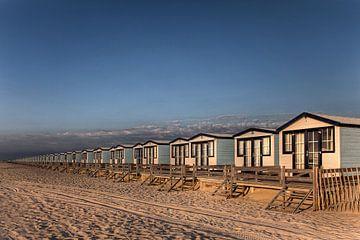 Strandhuisjes 's-Gravenzande Hoek van Holland sur PAM fotostudio