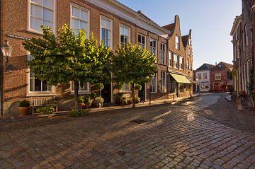 Ein schöner Sonntagmorgen in Heusden von Charlene van Koesveld