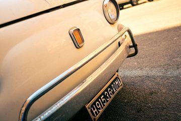 Fiat 500 in hartje Rome van Studio Reyneveld