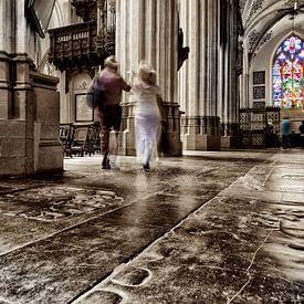 Onderweg naar Maria... van 2BHAPPY4EVER.com photography & digital art