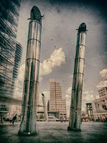 Berlin - Potsdamer Platz van Carina Buchspies