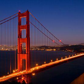 Le Golden Gate Bridge, les maisons victoriennes et autres monuments de la ville de San Francisco pour changer de décoration et voyager au coeur des États-Unis!