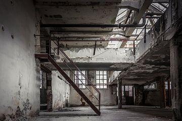 Die verlassene Gerberei von Frans Nijland