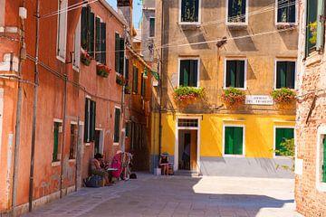 Venetia kunst stad van