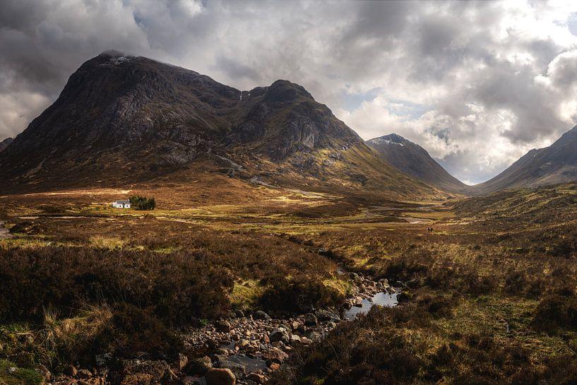 Glencoe (Highlands) von Markus Stauffer