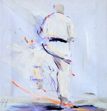 Karate - Kata ni von Lucia Hoogervorst