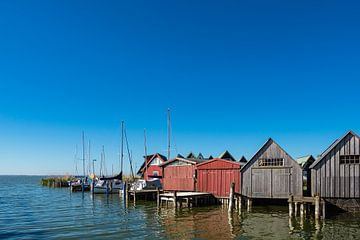 The port in Althagen sur