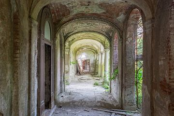 verlassener Tunnel von Kristof Ven