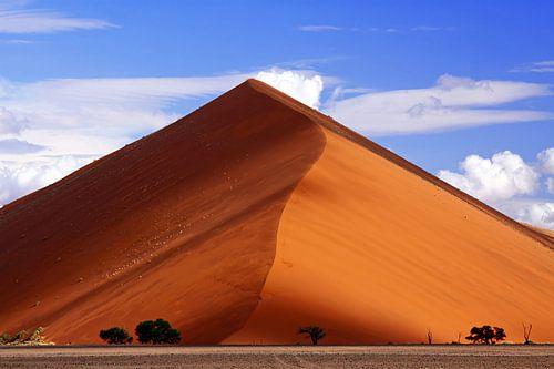 Die Düne - Namibia von W. Woyke