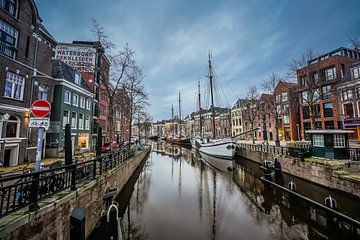 Der A's in Groningen van Raymond Bos
