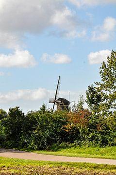 Mühle de Vang von Heleen de Silva