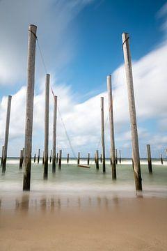 Balançoire de plage