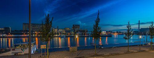 Maashaven, Meneba, Rotterdam van