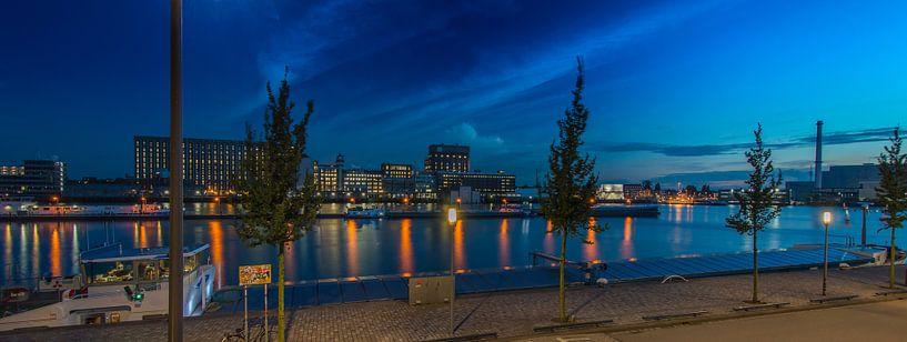 Maashaven, Meneba, Rotterdam van Marco Faasse