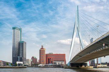 Rotterdam skyline sur Lorena Cirstea