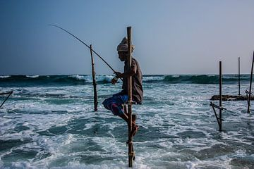 De eenzame visser van Joey Ploch