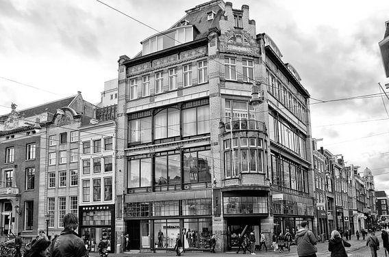 Gebouw 'Metz' Amsterdam van Don Fonzarelli