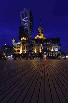 Hotel New York Rotterdam von Rob van der Teen