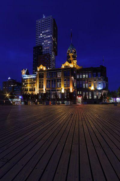 Hotel New York Rotterdam van Rob van der Teen