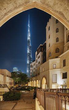 Dubai - oud en nieuw van Stefan Schäfer