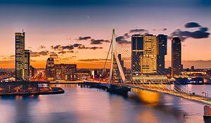 Rotterdam an der Maas von