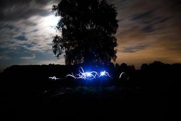 Lightpainting von Sytze Otter
