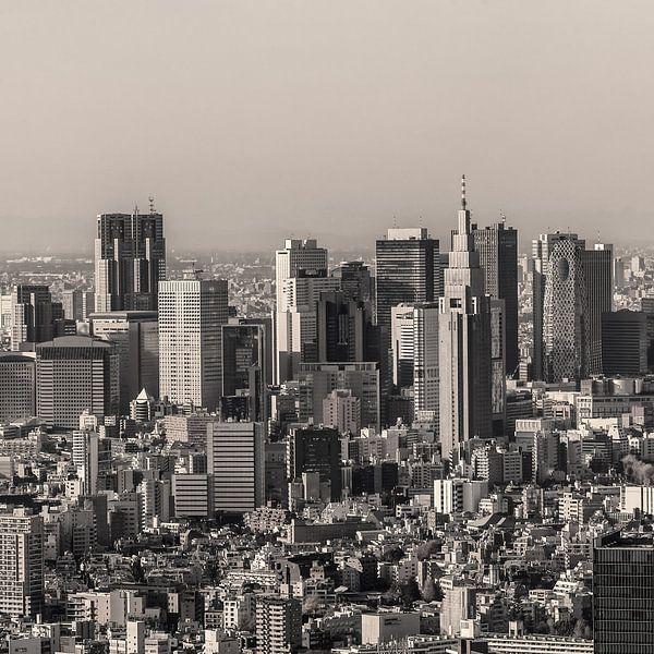 TOKYO 17 van Tom Uhlenberg