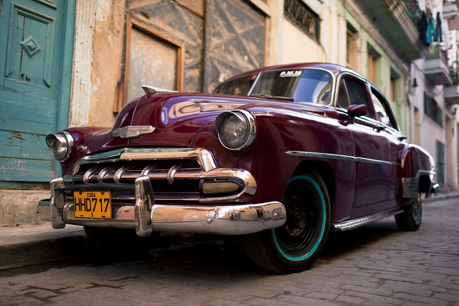 Oldsmobile van Martijn Smeets