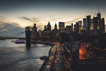 New York von Niels Keekstra