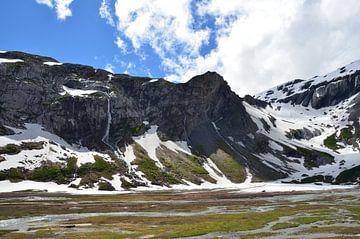 Alpine wonderland van Marcel van Duinen
