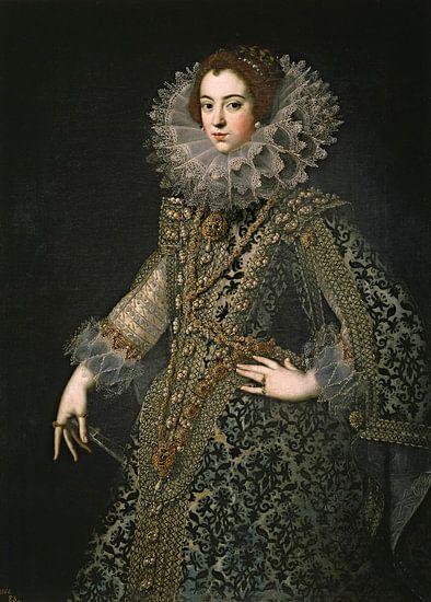 Königin Elizabeth von Bourbon
