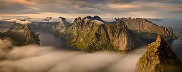 Helvete panoramic view sur Wojciech Kruczynski