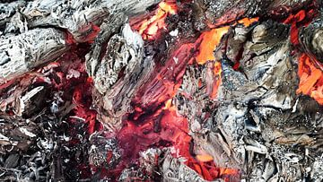Vuur van RD Foto's