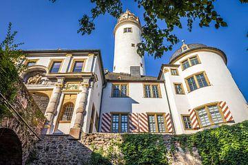 Höchster Schloss in Frankfurt van Christian Müringer
