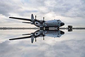 C-130 Hercules Belgische luchtmacht van