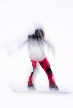 snowboarding van Arie-Jan Eelman