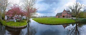 Landschap in Kortenhoef van Roland de Zeeuw fotografie