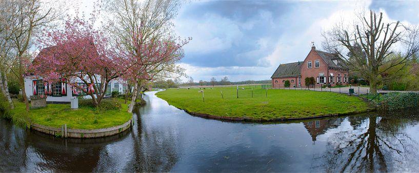 Landschap in Kortenhoef sur Roland de Zeeuw fotografie