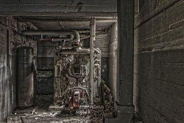 Industriekessel von Ans Bastiaanssen